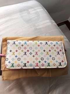 [BN] Louis Vuitton Multicolor Wallet