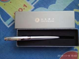 恆生銀行紀念品 原子筆 Ball Pen