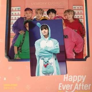 BTS 4TH MUSTER PHOTOCARD