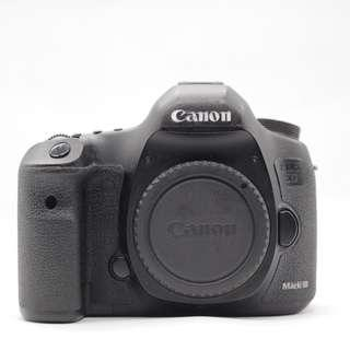 Used - Canon 5D Mark III SC 137k (Body)