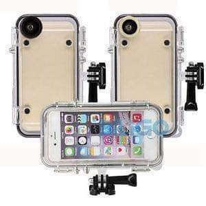 Waterproof casing for Iphone 6 or Iphone 6 plus