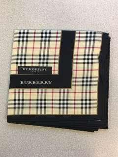 (全新) Burberry巾