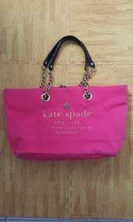 Kate Spade tote bag Pink broadway