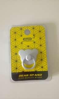 Brand new iRing - Bear type ( ิ◕㉨◕ ิ)