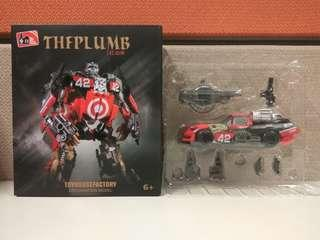 Transformers Deluxe Leadfoot DOTM Dark of the Moon Plumb Toy House Factory