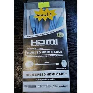 HDMI線 1.5米 全新