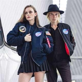 NASA MA1 男女款外套