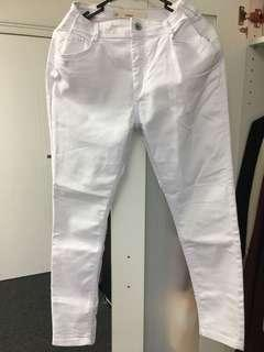 Target White Skinny Jeans