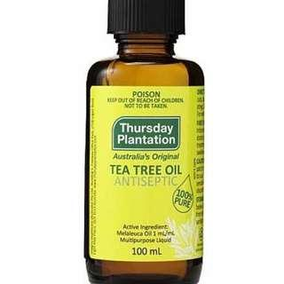 🚚 [FREE MAIL]Thursday Plantation Tea Tree oil 100ml