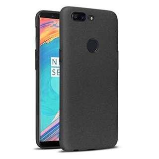 OnePlus 5T Case / Full Body 360 QuickSand Case