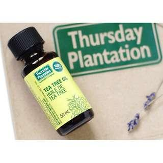 🚚 [FREE MAIL]Thursday Plantation Tea Tree oil 50ml