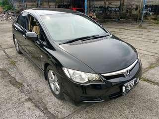Honda civic 1.8 at 2006