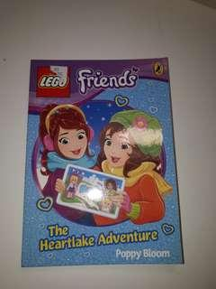Lego Friends: The Heartlake Adventures