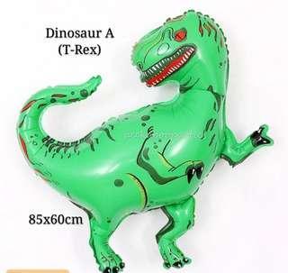 Dinosaur Balloons! 5designs!
