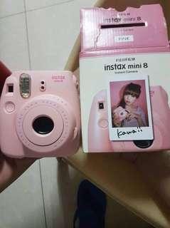 polaroid camera fujifilm instax mini