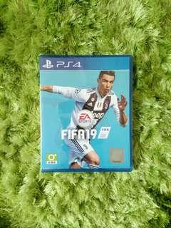[New] PS4 Games - Fifa 19 Fifa19 R3 Standard edition