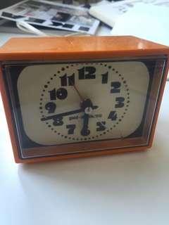 荷蘭60年代古董坐枱鐘
