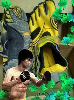 Vibram Bruce Lee Yellow