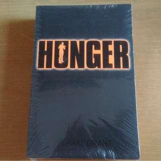 Novel Hunger Segel