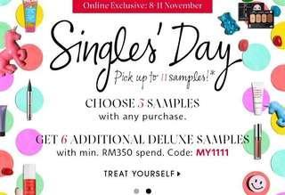 Sephora Singles Day