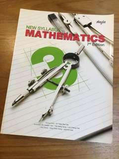 New Syllabus Mathematics 7th Edition