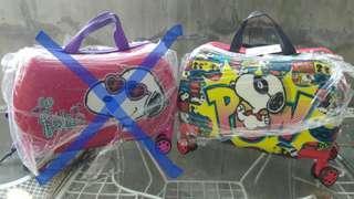 Snoopy Trolley Bag