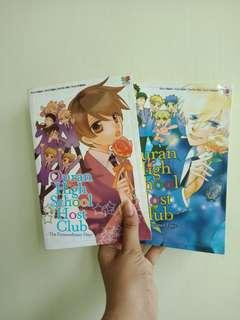 Ouran High School Host Club Light Novel