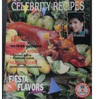 April 1993 Women Today Celebrity Recipe Lani Mercado