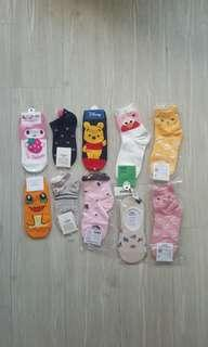 [BN] Adorable character socks