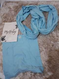 Portebebe (instant baby wrap) MyBabyPouch