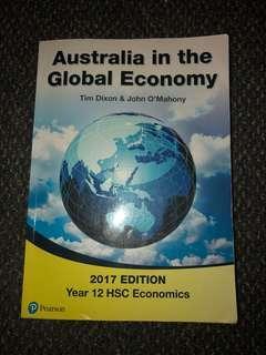 HSC Economics 2017