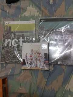 WTS NCT127 & NCT Dream Albums