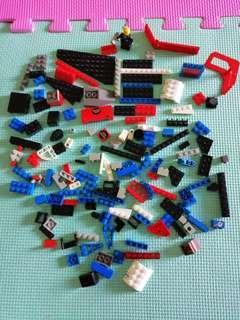Christmas gift - lego mixed