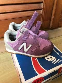 Purple Sport shoes for kids