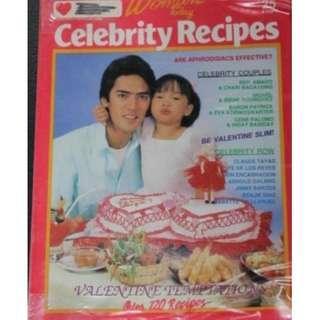 Jan-Mar 1989 Women Today Celebrity Recipe Vic Sotto/ Iza Seguerra
