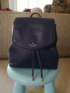 Kate Spade Small Breezy Leather Backpack