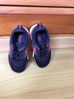 Dark blue sport shoes for baby