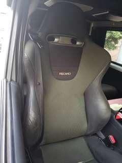 Recaro seats for any cars