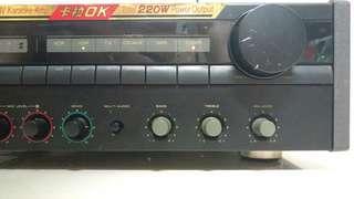 🚚 日本製 MARANTZ(馬蘭士) PM-480AVK 卡拉OK擴大機  Amplifier karaoke