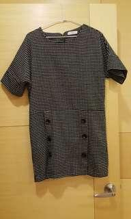 千島紋小洋裝