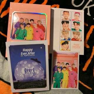 🚚 ✨現貨已拆✨防彈少年團 四期 DVD BTS 4th muster Happy Ever After💜