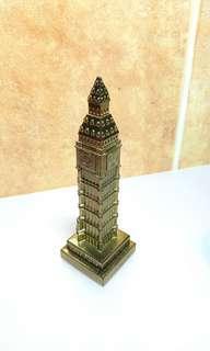 London Big Ben Figurine ( Die Cast Metal )