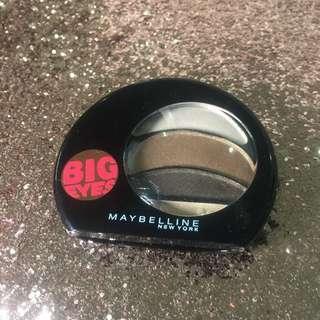 Maybelinne Eyeshadows #EVERYTHING18