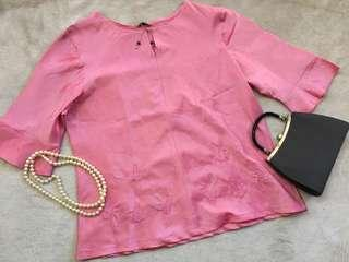 Formal Blouse for Women (Size L)