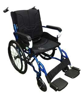 Portable Travelling Aluminium Light Weight Wheelchair