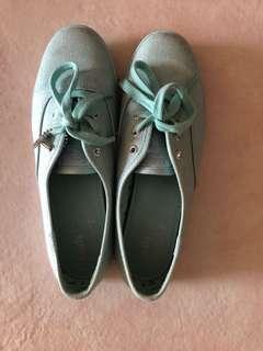 Keds x taylor swift mint sneakers Uk 37.5