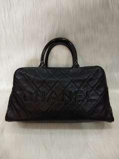 Tas Chanel Bowling Authentic