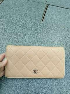 Fire Sale! $130(Non-Neg)Authentic Chanel Wallet