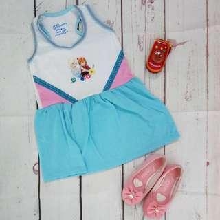 Disney Frozen Simple Dress
