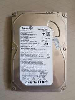 Seagate Barracuda 160GB Hard Disk Drive HDD